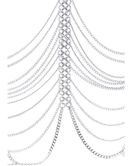 So Cold Body Chain