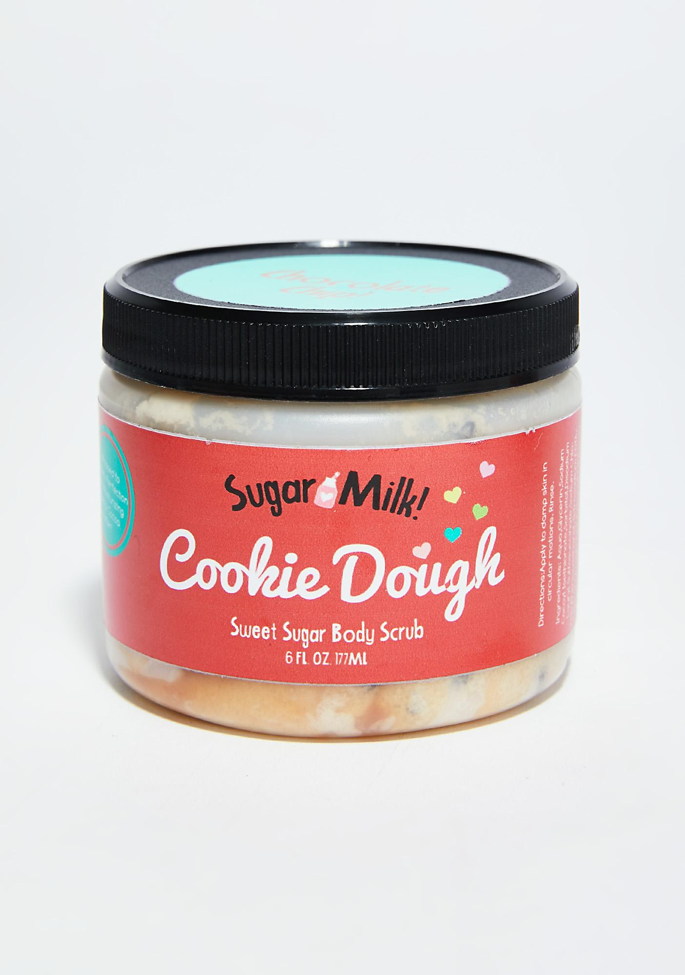 Sugar Milk Co Chocolate Chip Cookie Dough Body Scrub