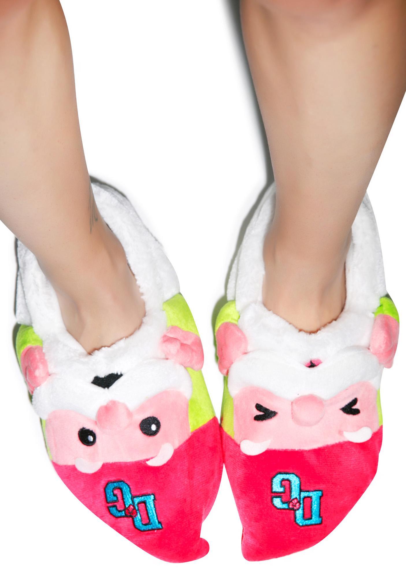 Gnomies Slippers