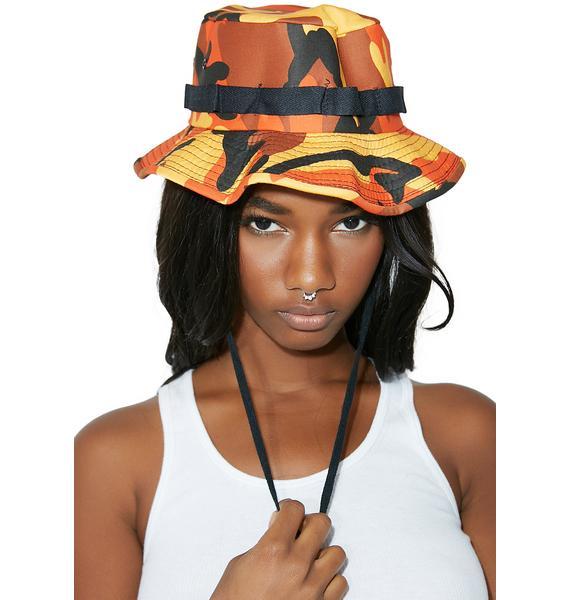 Hide Me Bucket Hat