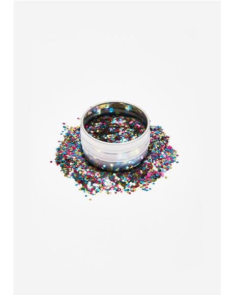 Galactic Biodegradable Glitter Blend