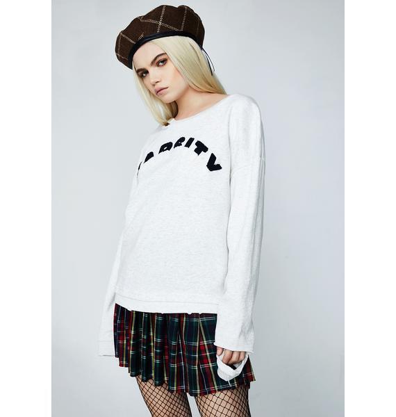 Varsity Babe Sweatshirt