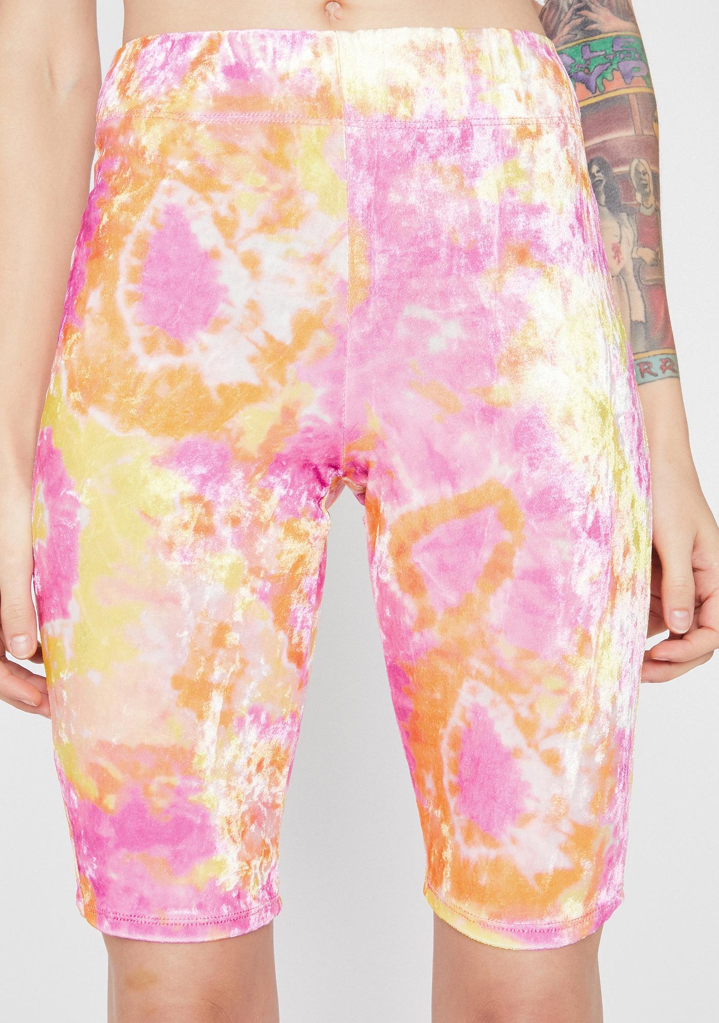 Hypno Beach Biker Shorts