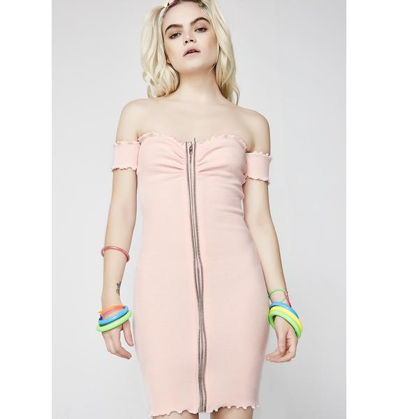 Damn Gina Bodycon Dress