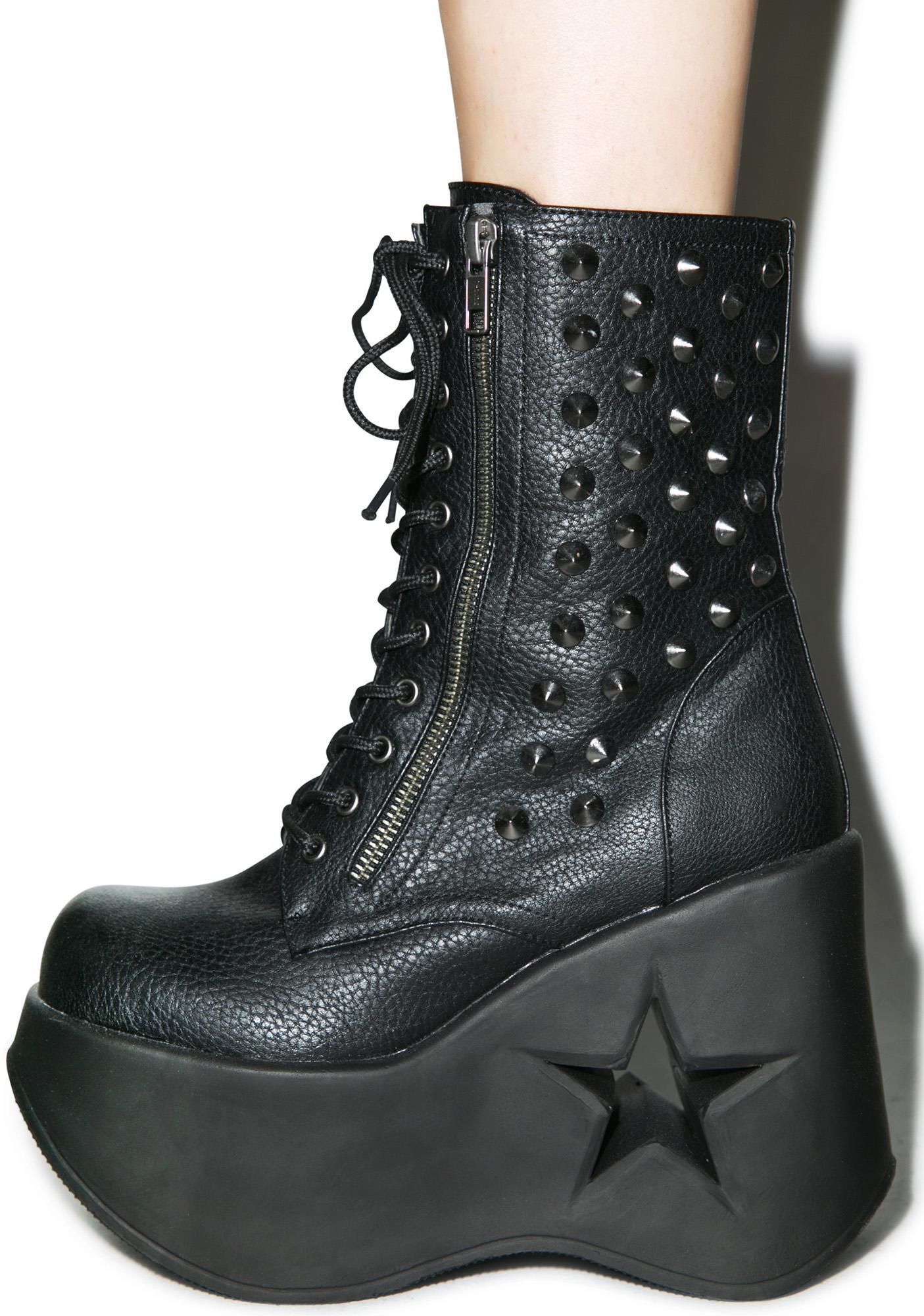 Demonia Dynamite Platform Boots