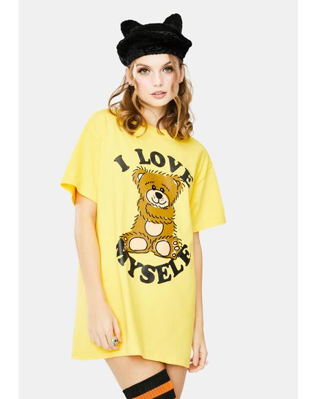 I Love Myself Short Sleeve Graphic Tee