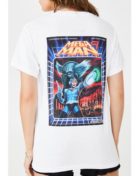 Mega Man MM9 Graphic Tee