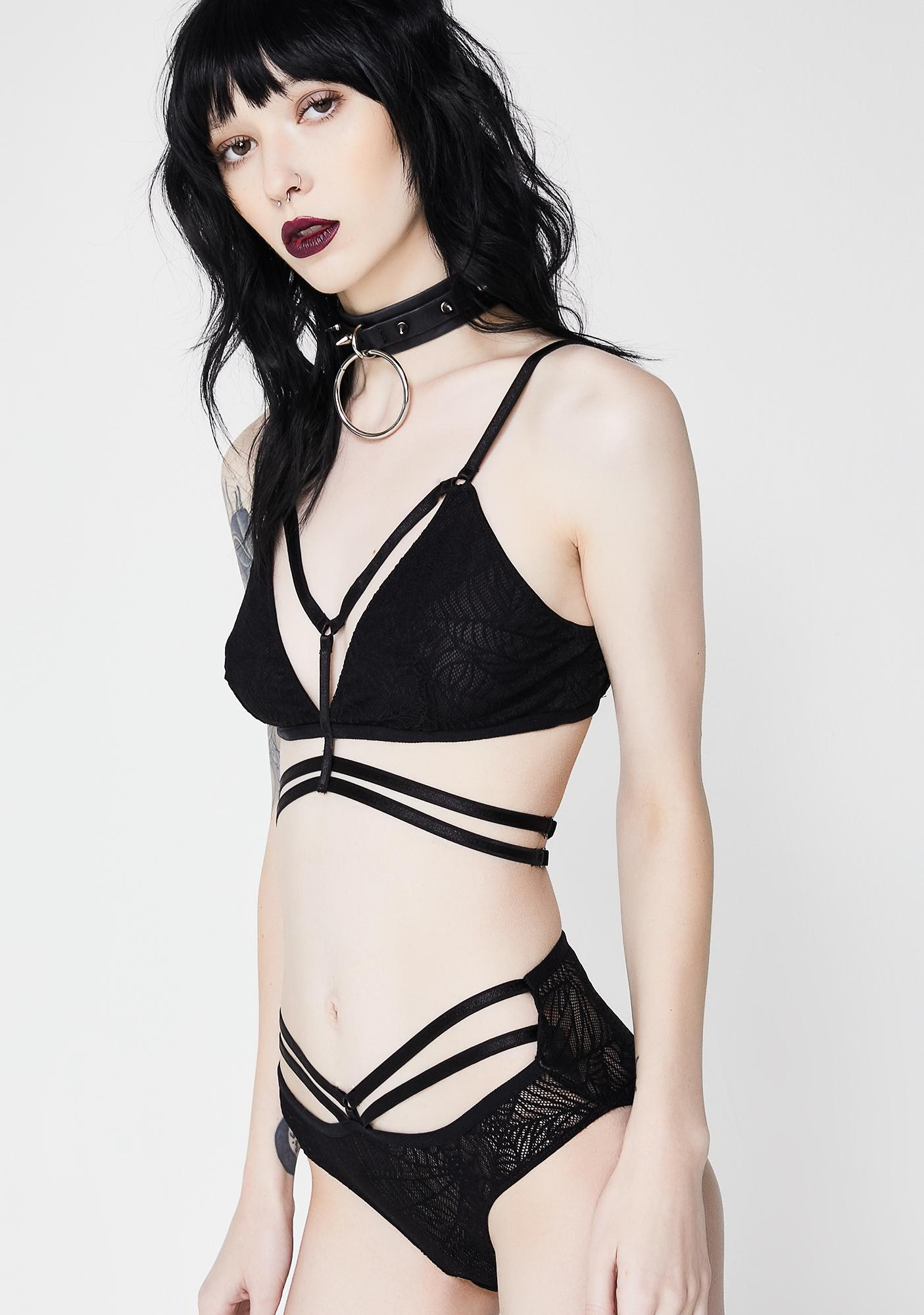 Killstar Weeping Willow Bralette
