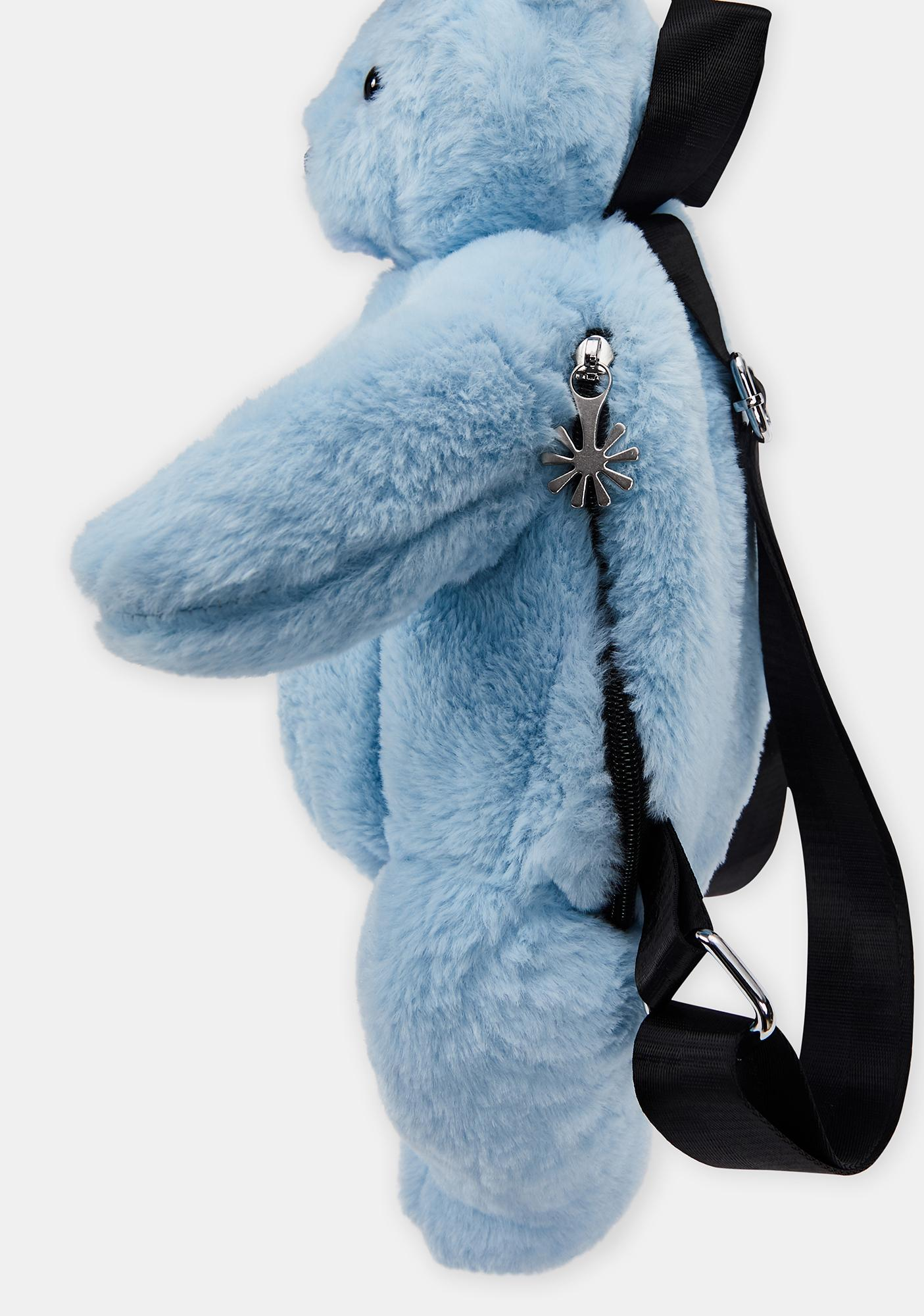dELiA*s by Dolls Kill Mister Snuggles Bear Backpack