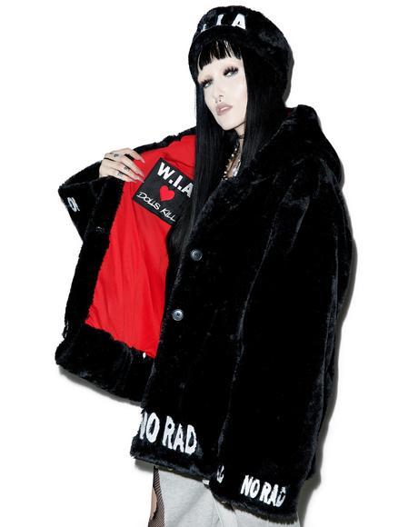 Fake And Fur Coat