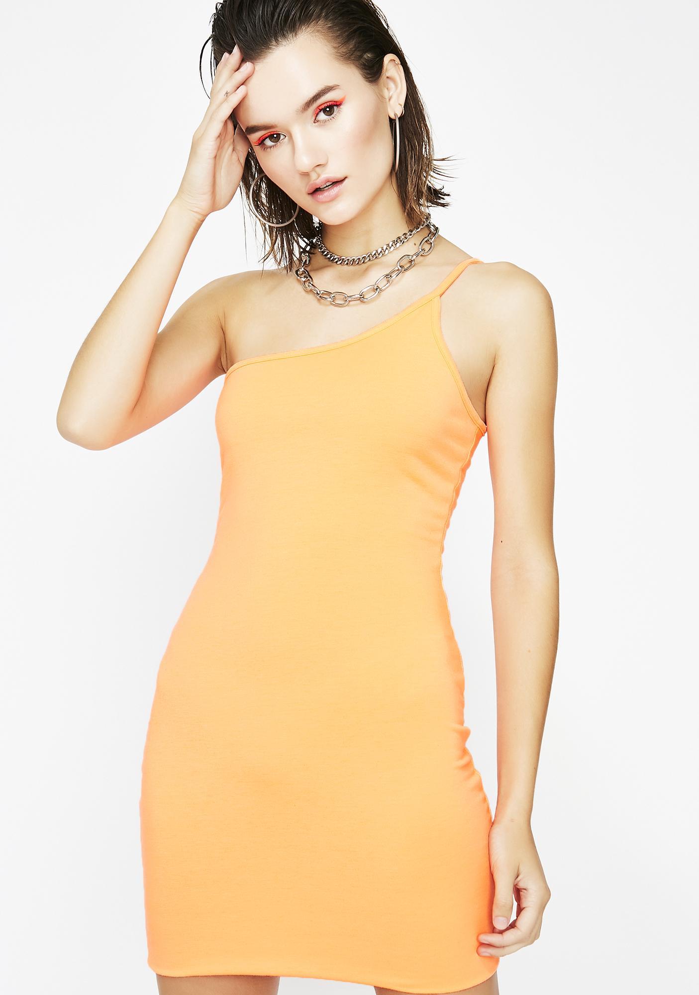 Amber Pretty Phresh Mini Dress