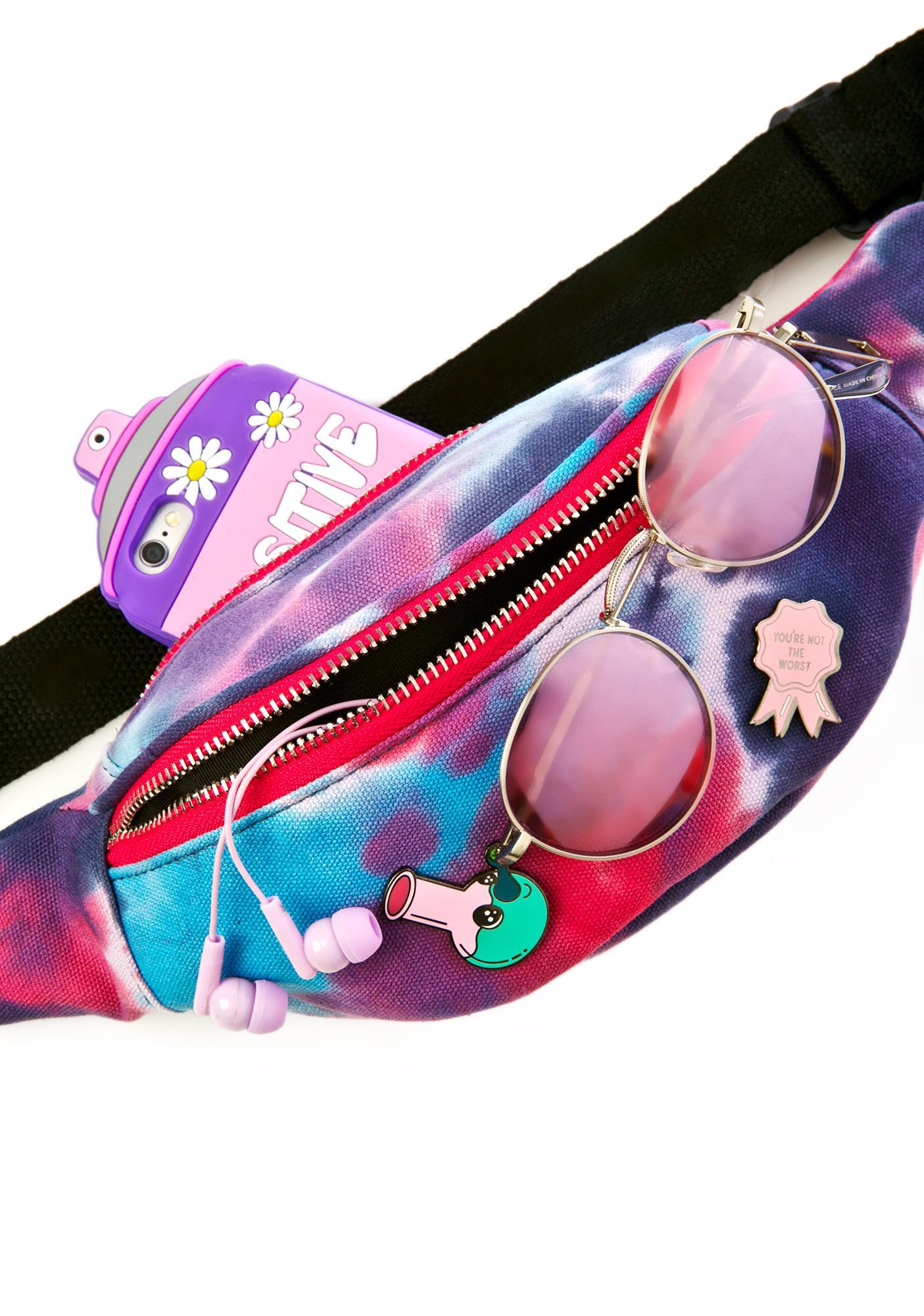 Never Slippin' Belt Bag