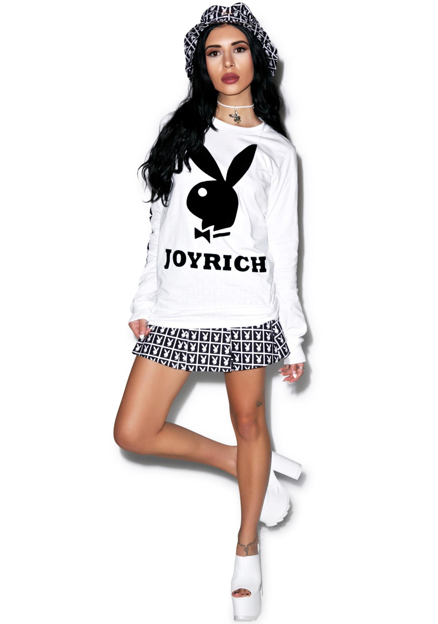 Joyrich X Playboy Long Sleeve Tee