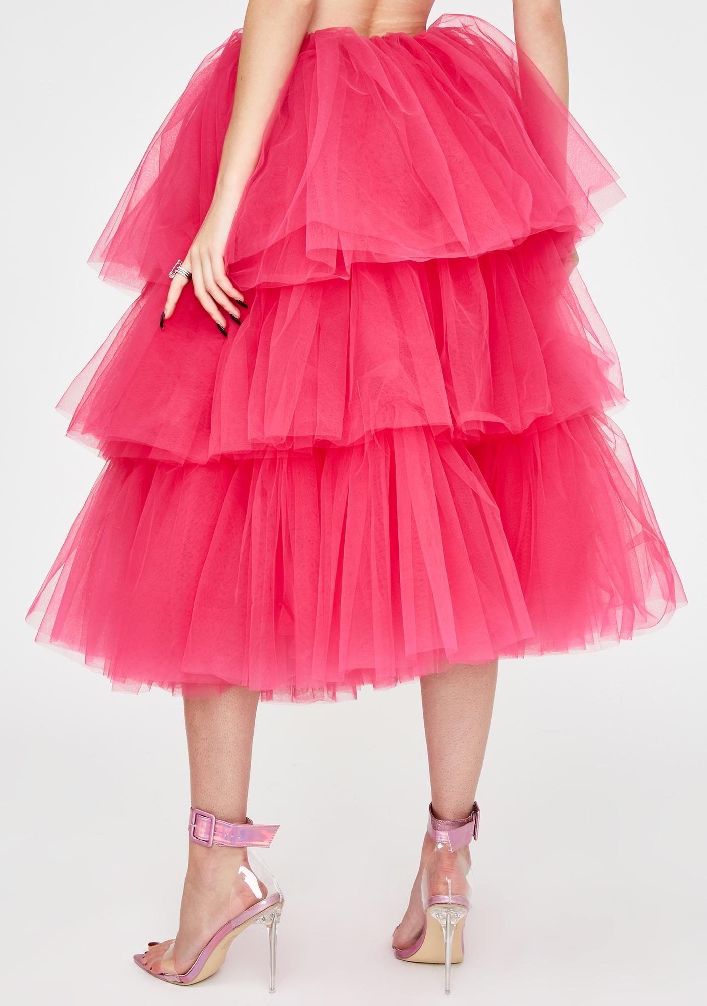 Kiki Riki Fad Status Tulle Skirt