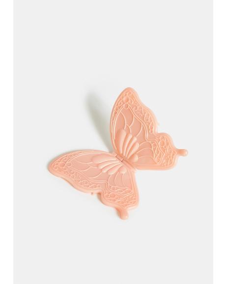 Flutter Bug Compact Mirror
