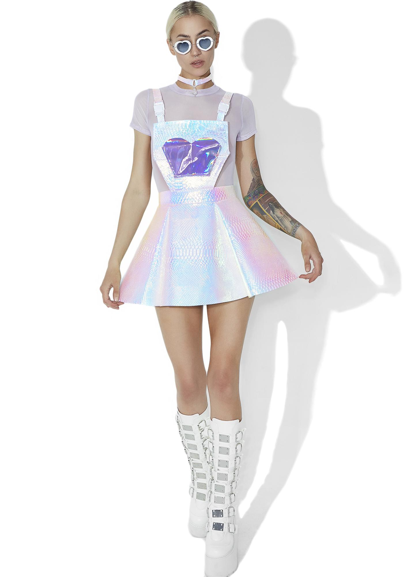 Cosmic Unicornz Holographic Jumper