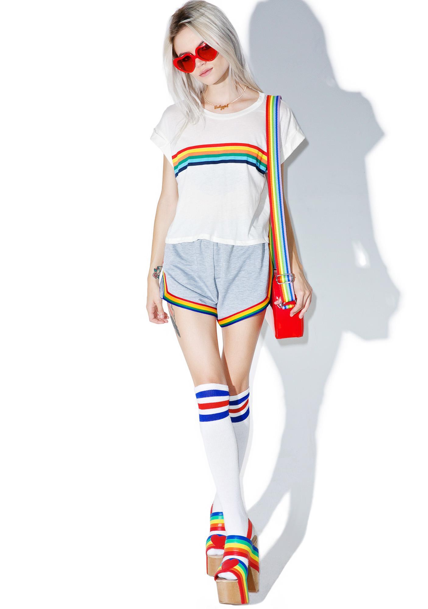 Rainbow Zone Tee