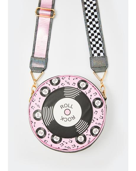 Rocko Roller Crossbody Bag