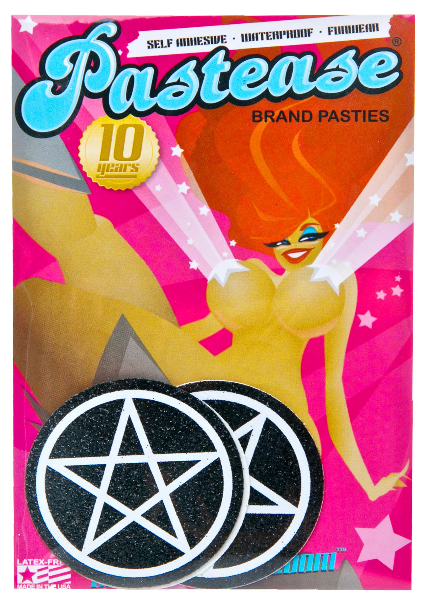 Nightrider Pentagram Pasties