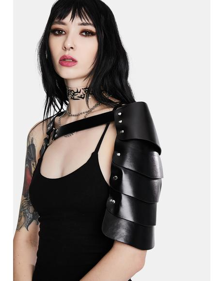 Dark Armor One Shoulder Harness