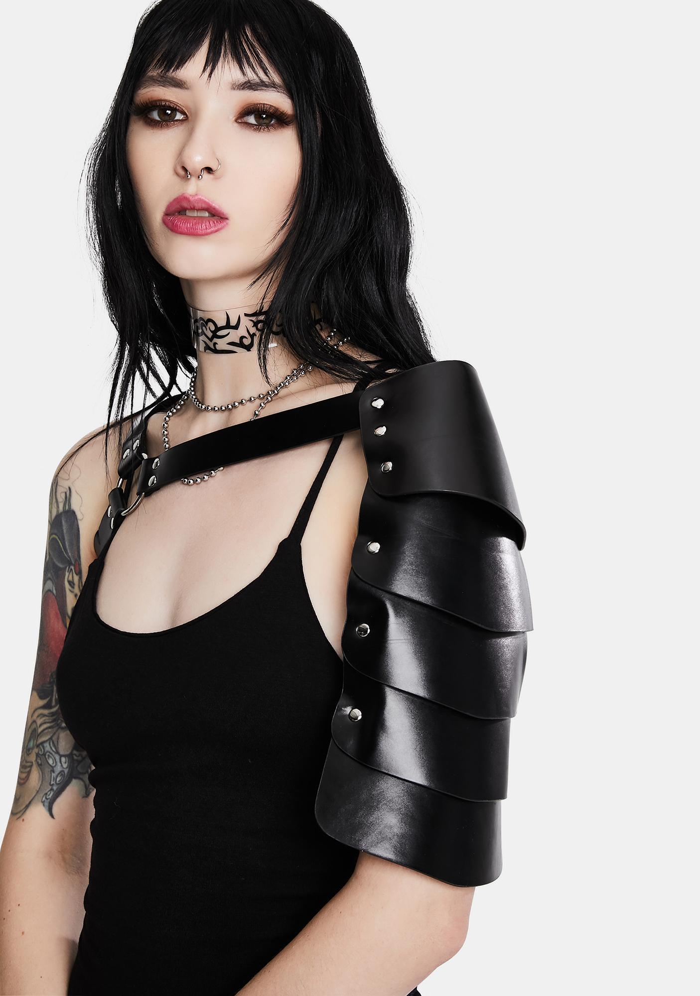 Dark Armor One Shoulder Harness