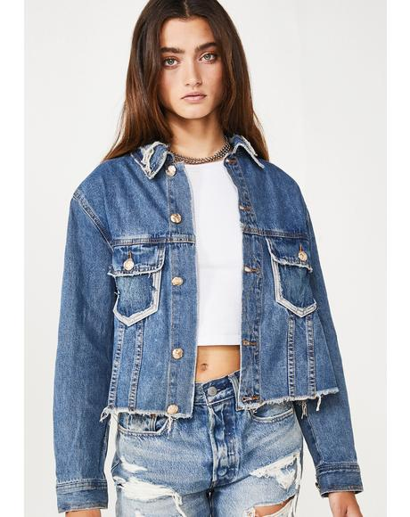 Untold Secret Denim Jacket