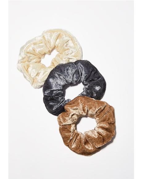 Topaz In Your Dreamz Scrunchie Set