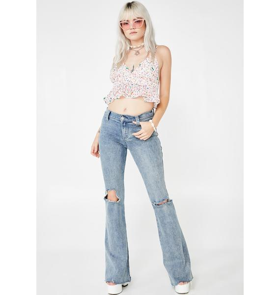 Purely Best Buds Forevea Crop Top