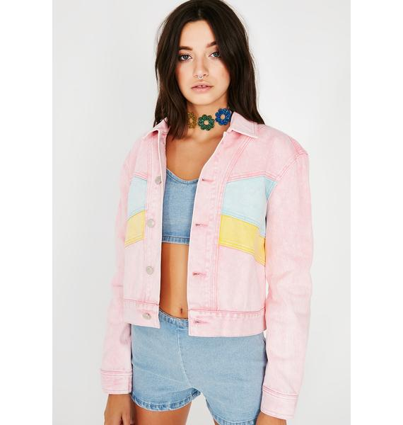 Cotton Candi Denim Jacket