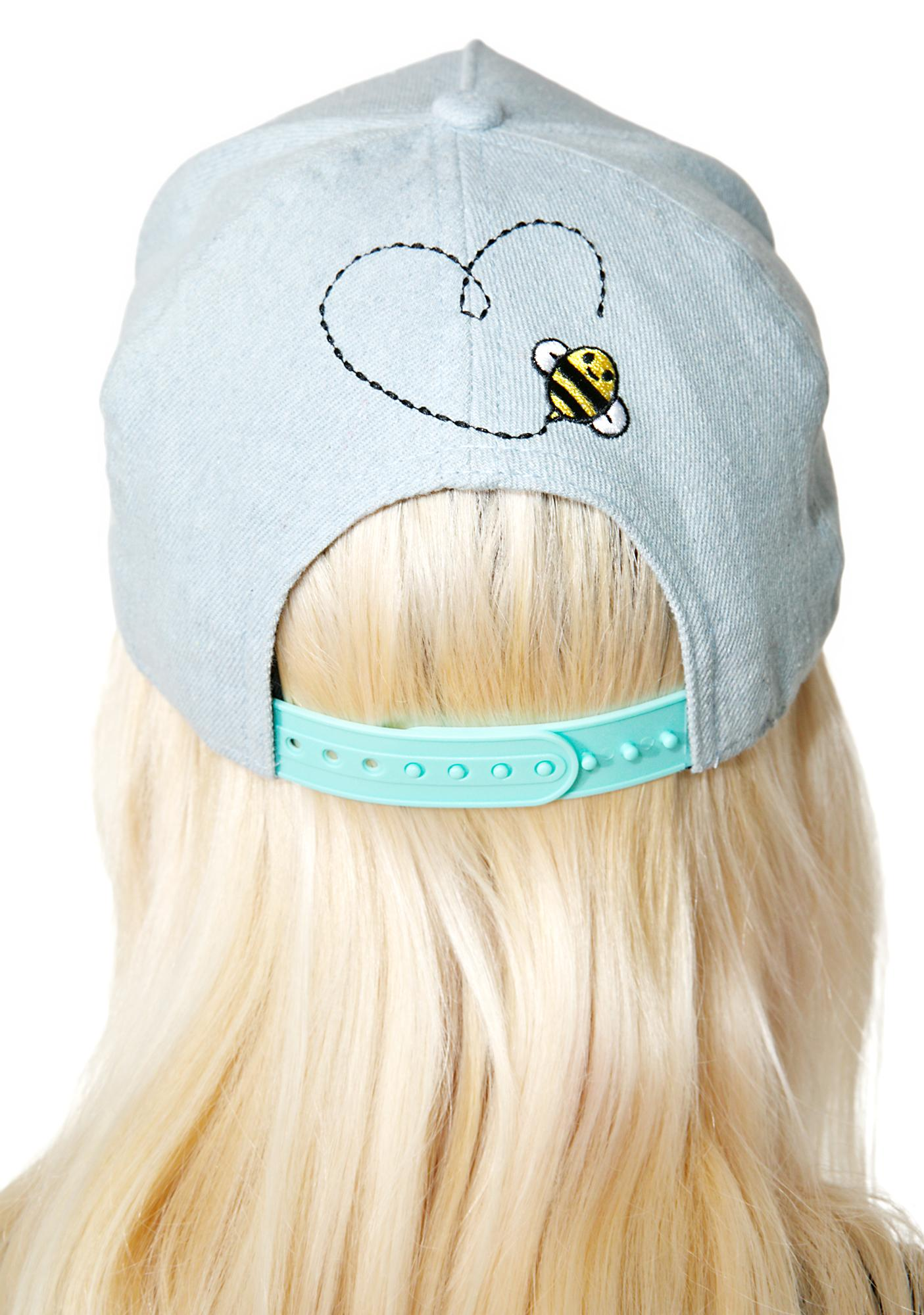 Tokidoki Bee Bee Trucker Hat