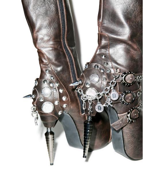 Hades Footwear Valda Boots
