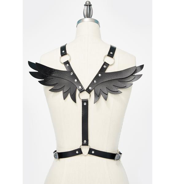 Like An Angel Body Harness