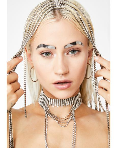 Gun Metal Brows