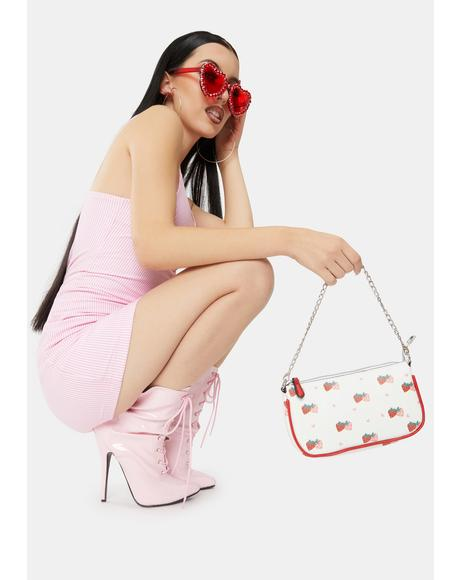 Berry Sweet Shoulder Bag