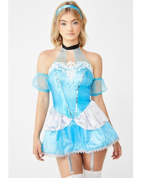 Glass Slipper Costume Set
