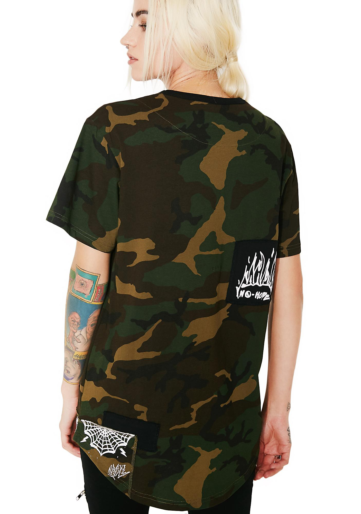 Civil Clothing Zayne Anti Drop Tee