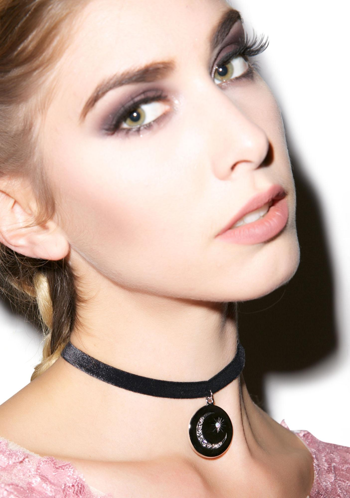 Vanessa Mooney Lillian Silver Choker