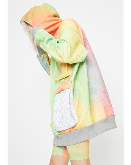 Palette Tie Dye Hoodie