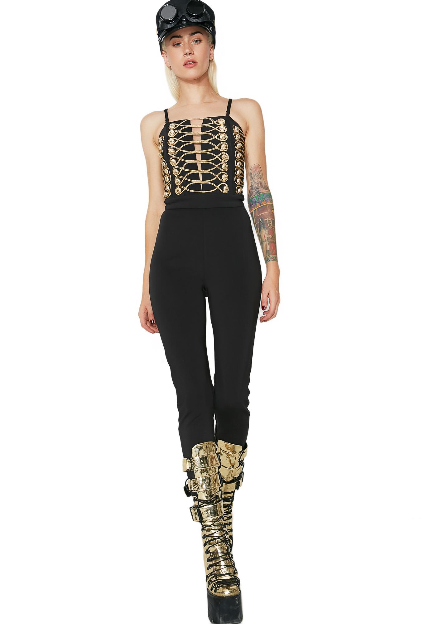 Band Leader Jumpsuit