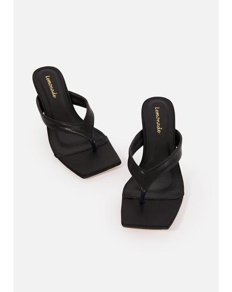 Honey I'm Home Thong Sandals