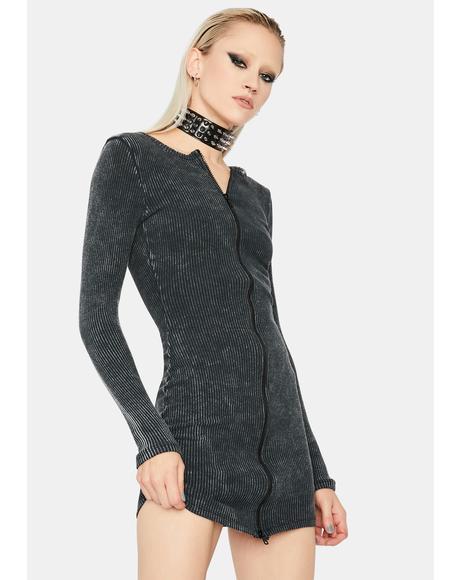 Money Chaser Mini Bodycon Dress