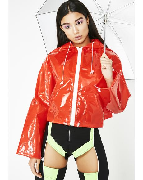 Siren Clear Intentions PVC Jacket
