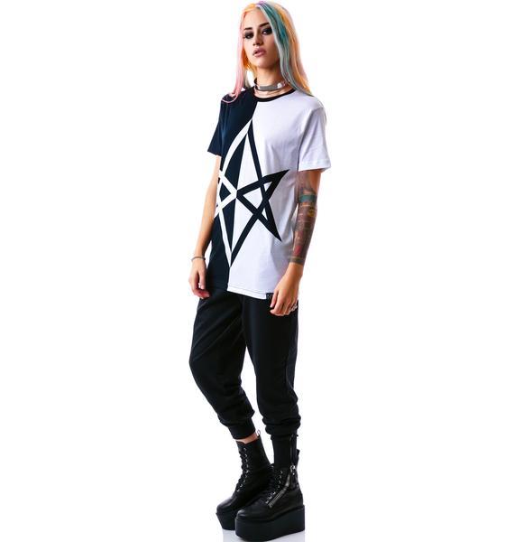 Killstar Hexagram T Shirt