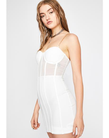 Professionally Dangerous Mini Dress