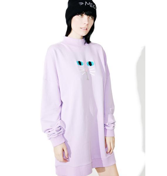 Lazy Oaf Kitty Sweatshirt