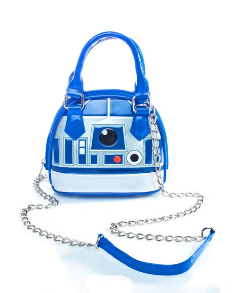 X Star Wars R2D2 Purse