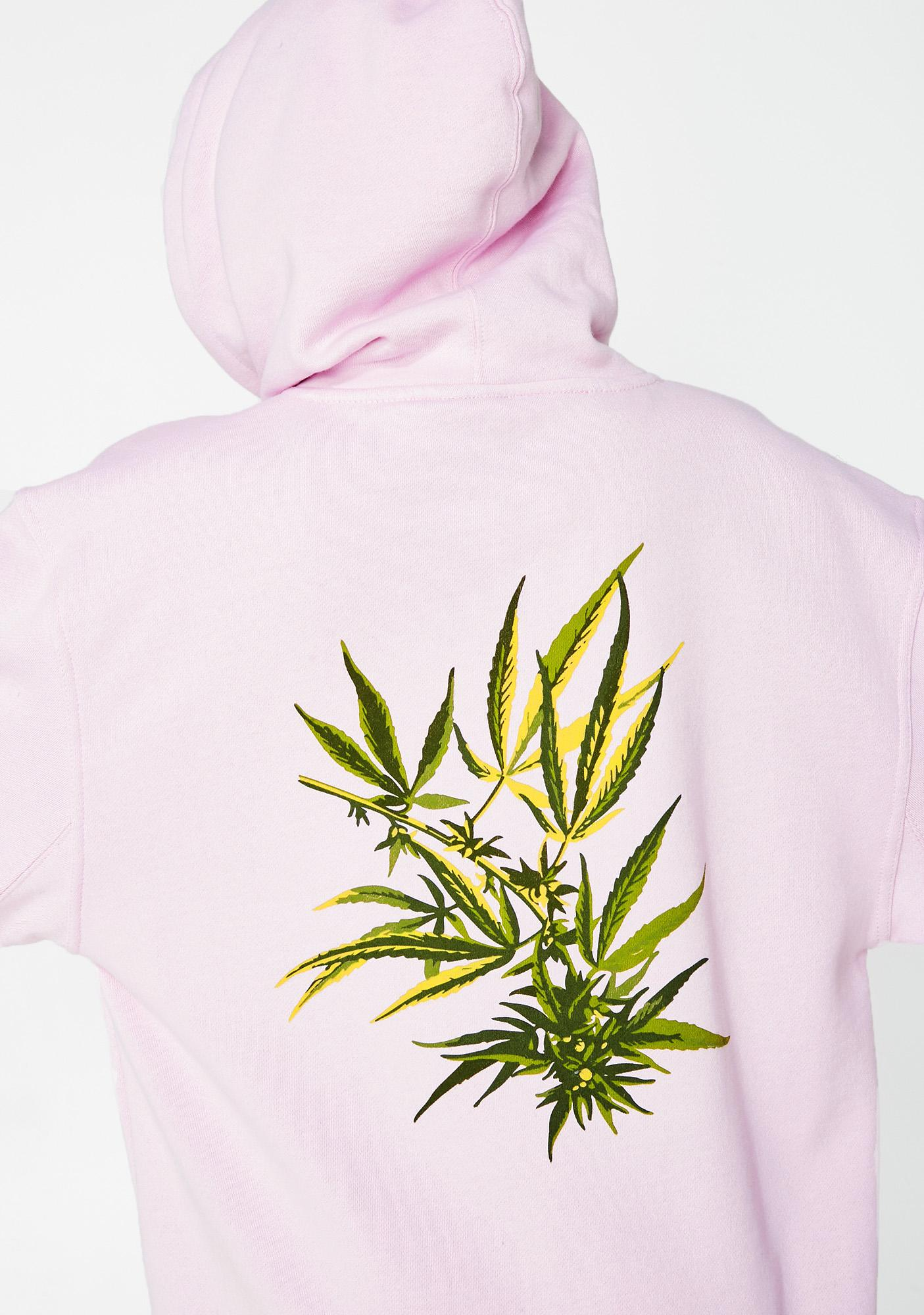 HUF Tropical Plants Pullover Hoodie