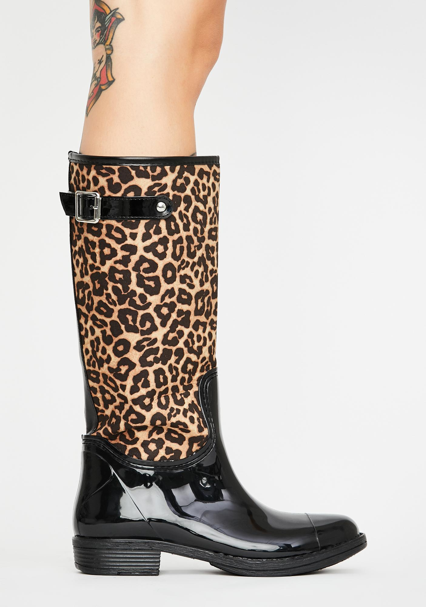 Catty Whatever The Weather Rain Boots
