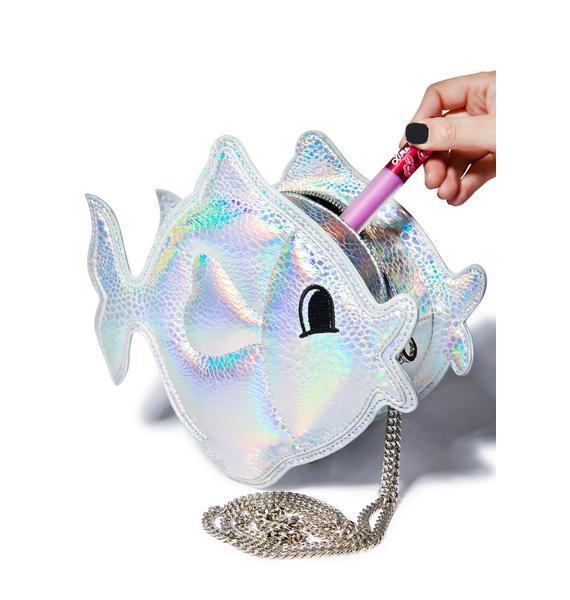 Nila Anthony Hologram Goldfish Bag