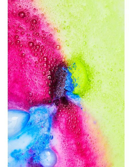 Cleo Rainbow Bath Bomb